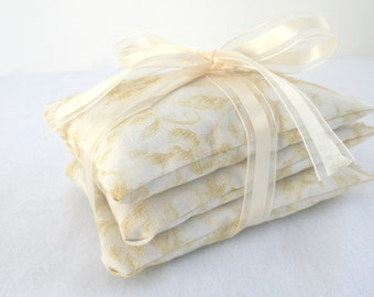 Scented  Drawer Sachets Organic Rose Floral