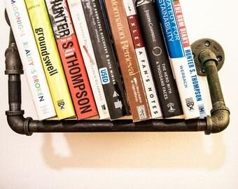 Bookshelf Display Rack