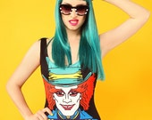 The MAD HATTER swimsuit