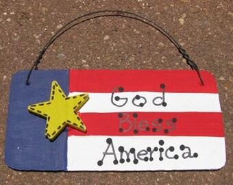 10977AF - God Bless America