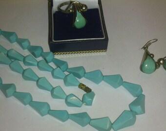 vintage turqouise jewellery