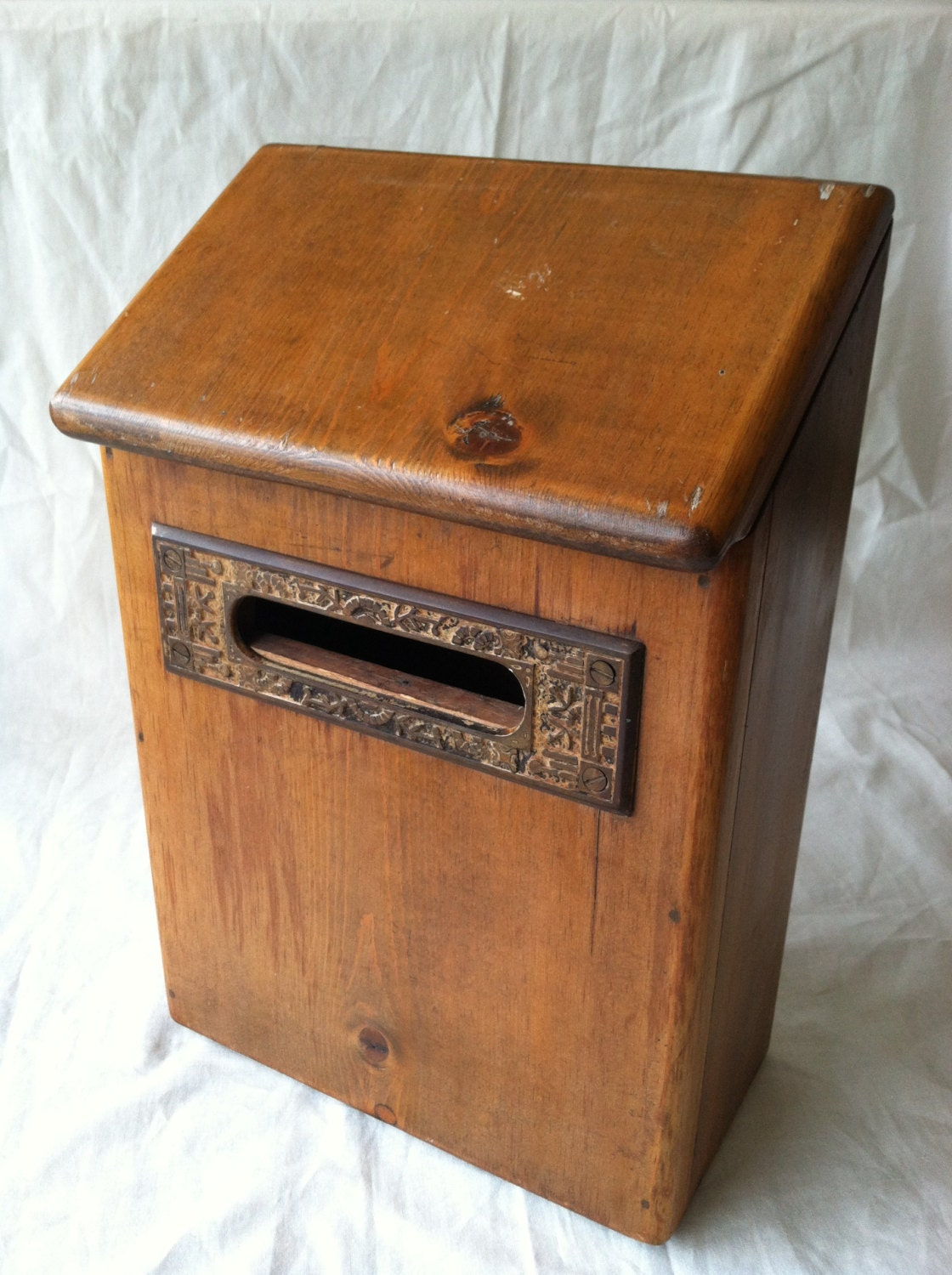 Antique Rustic Wooden Mail Box With Antique Metal Letter Slot. House Architects. Supreme White Granite. Beach Style. How To Get Rid Of Mosquitoes In The Yard. Patio Paver Ideas. Window Pane Mirror. Western Timber. Omega Cabinetry