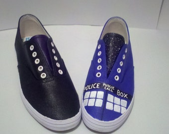 Doctor Who Ninth Doctor shoes