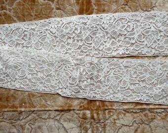 Handmade Linen Lace Trim