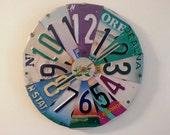 Custom License Plate Clocks - request states or provinces