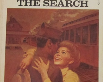 The Search (Grace Livingston Hill #39) published in 1974 by Bantam Books