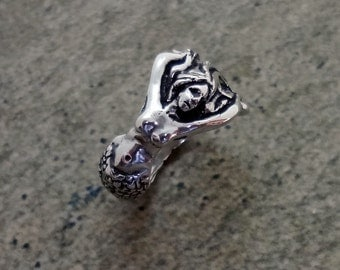 Mermaid Ring - Handmade