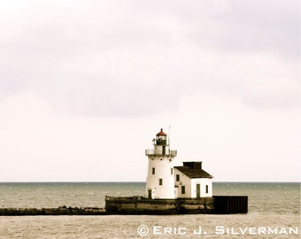 Cleveland Lighthouse - Port of Cleveland -  8x10
