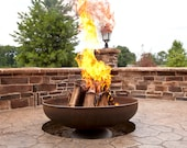 "Ohio Flame 48"" Patriot Fire Pit (Made in the USA) - OhioFlame"