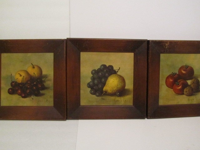 Hank Bog Prints 1950 Artmid Century Paintingfruit Still
