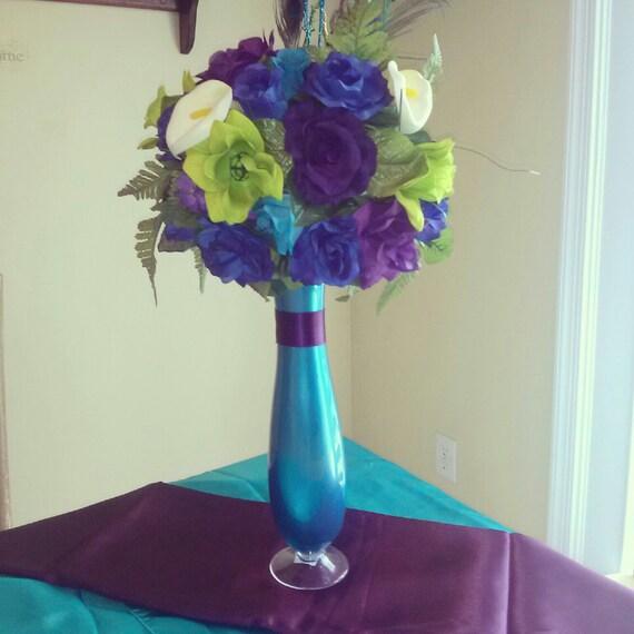 Peacock Wedding Ideas Etsy