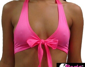 Stripper Tie Front Top for Exotic Dancers