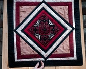 Wall Hanging with Hmong Embroidery