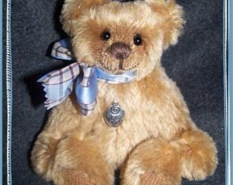 Penuche-OOAK Sudey Babe Mohair Teddy Bear