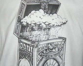 Box of Rain T Shirt  Phil Lesh  Grateful Dead