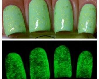 Firefly- Glow in The Dark Nail Polish- 15ml