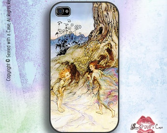 Puck / Midsummer Night's Dream - iPhone 4/4S 5/5S/5C/6/6+ and now iPhone 7 cases!! And Samsung Galaxy S3/S4/S5/S6/S7