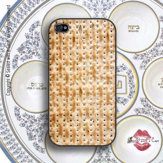 Passover Matzo / Matzah - iPhone 4 Case, iPhone 4s Case and iPhone 5 case