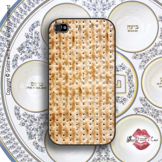 Passover Matzo / Matzah - iPhone 4 Case, iPhone 4s Case and iPhone 5/5S/5C and now iPhone 6 cases!! And Samsung Galaxy S3/S4/S5/S6