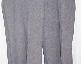 Sale...........AUTHENTIC AMISH Mens Drop Front  Pant 36 x 29, NEW Handmade