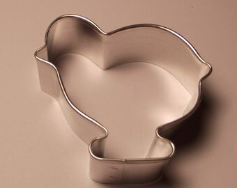 "2 1/2"" Baby Chick Cookie Cutter"