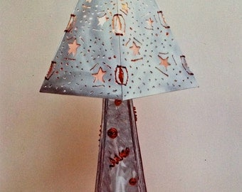 table lamp Starry Night