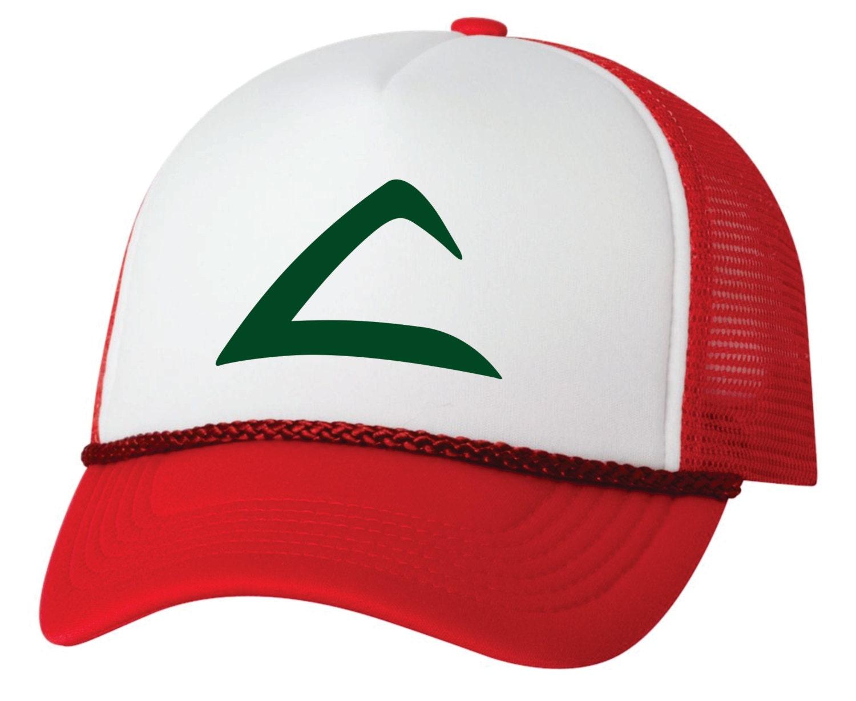 db44af84a564d Pokemon Ash Hat - Ash Ketchum Cosplay Cap