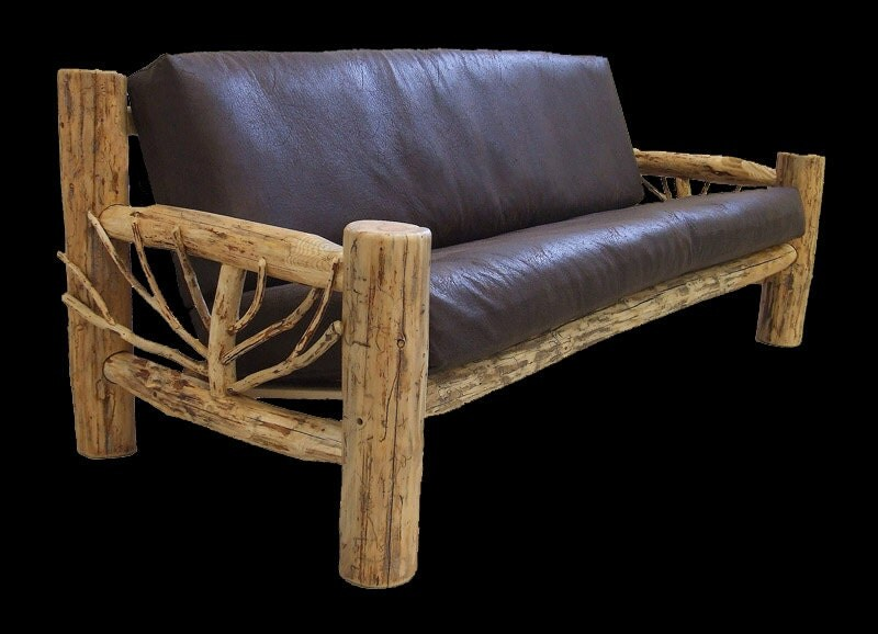 Log Furniture Sofa