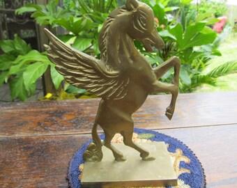 Brass Pegasus