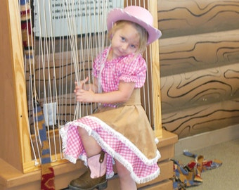 Cowgirl / Square Dance Dress