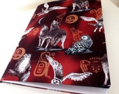 Native animal notebook journal.