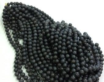 KILKENNY MARBLE 8mm drilled thru beads  X 100