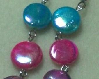 Candy Style Drop Dangle Earrings