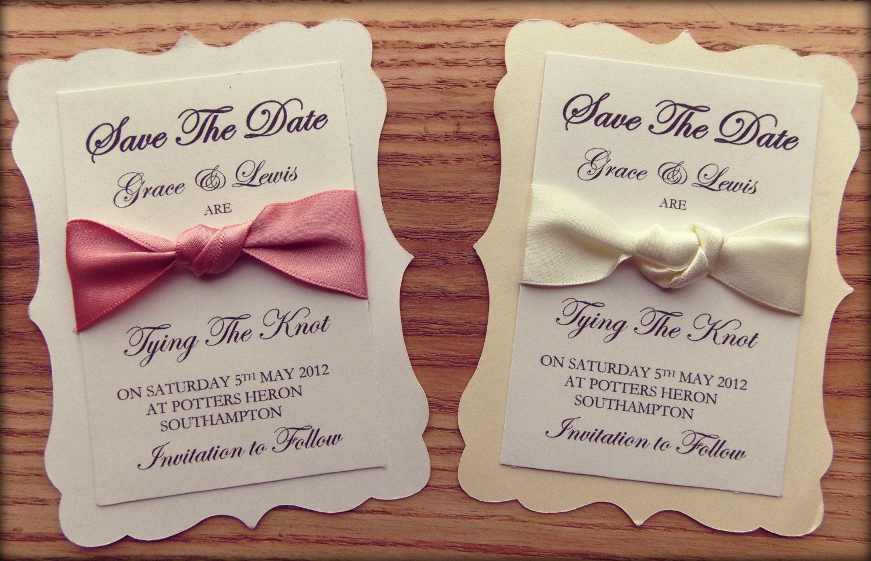 Tying Ribbon Wedding Invitations 28 Images Ribbon Bow Tie