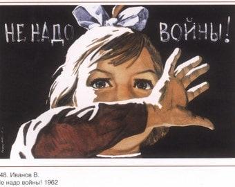 USSR, Political poster, Soviet propaganda, 182
