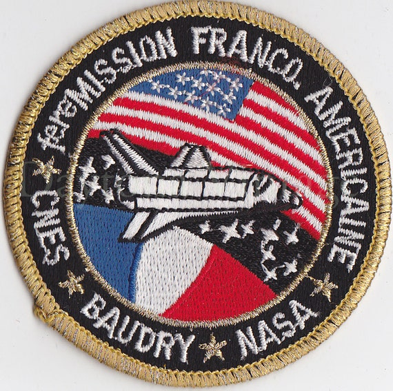space shuttle mission badges - photo #3
