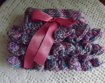 crochet tutu skort pattern