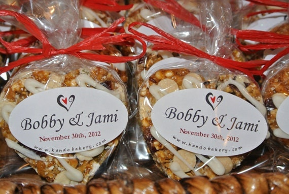 Custom Wedding or Shower Favors