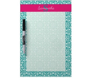 Personalized Dry Erase Board-Medium Size