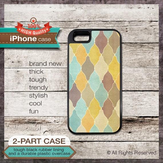 iPhone 6, 6+, 5 5S, 5C, 4 4S, Samsung Galaxy S3, S4 - Geometric Art - Design Cover 84