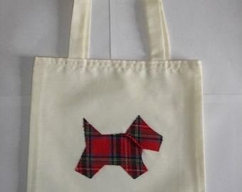 Scottie Dog Tote Bag Scotty Tote Bag