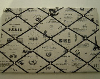 Paris Memo Board