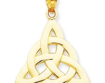 Trinity Knot Pendant (JC-693)