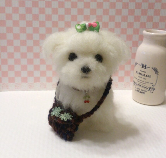 Needle Felted Dogs Uk