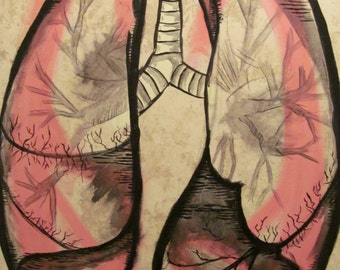 PRINT: Lungs