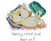 Relax and put your feet up-Cross stitch pattern pdf format - sunshinehomedecor