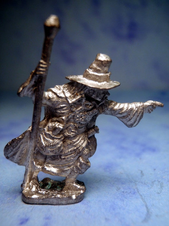 1983 Vintage Ral Partha 2 25 Cyclops Pewter Figure Statue: Wizard By Ral Partha 1979 By BatteredHiltGaming On Etsy