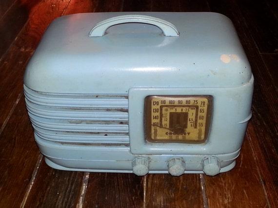 1960's am radio