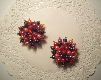 Vintage Jewelry Refrigerator Magnets (30) Pair - Great Birthday Gift