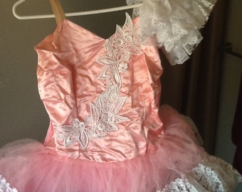 REAL Pink Ballet Recital by Curtain Call Costumes Vintage